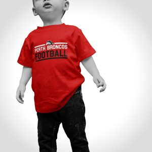 Shop Perth Broncos Infant and Kids Clothing