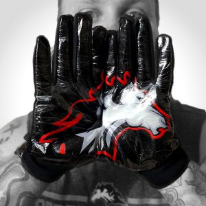 Shop Perth Broncos Football Gloves